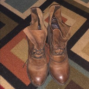 Steve Madden lightly used booties